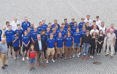 """Amberg  eine """"tolle Sportstadt"""" mit vielen herausragenden Nachwuchssportlern"""