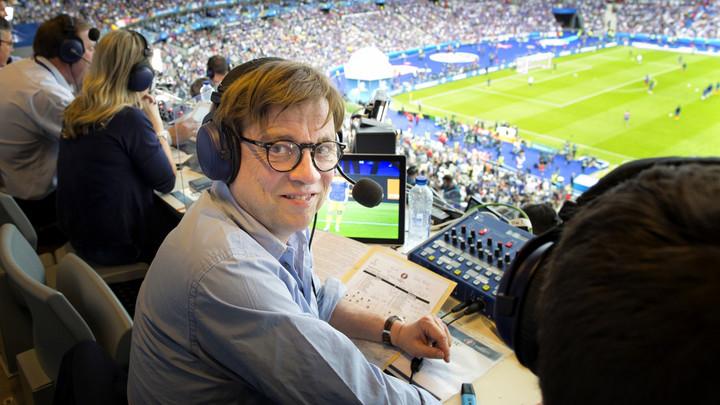ZDF-Reporter Béla Réthy Copyright: ZDF/Sandra Hoever