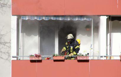 Drogendelikte und verbranntes Essen in Amberg