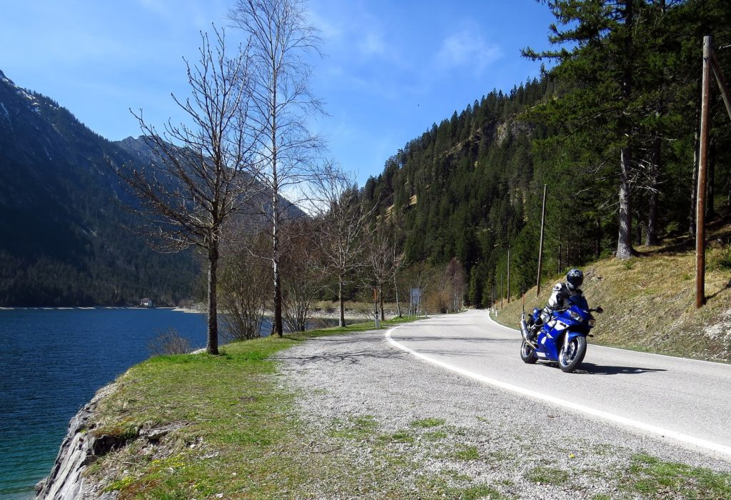 Symbolbild: Motorradtour
