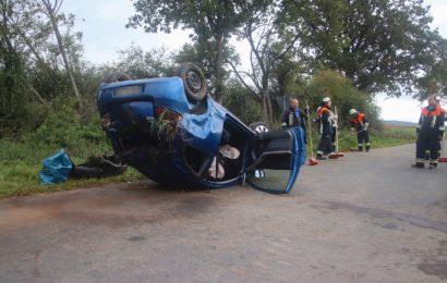 Unfall mit Personenschaden