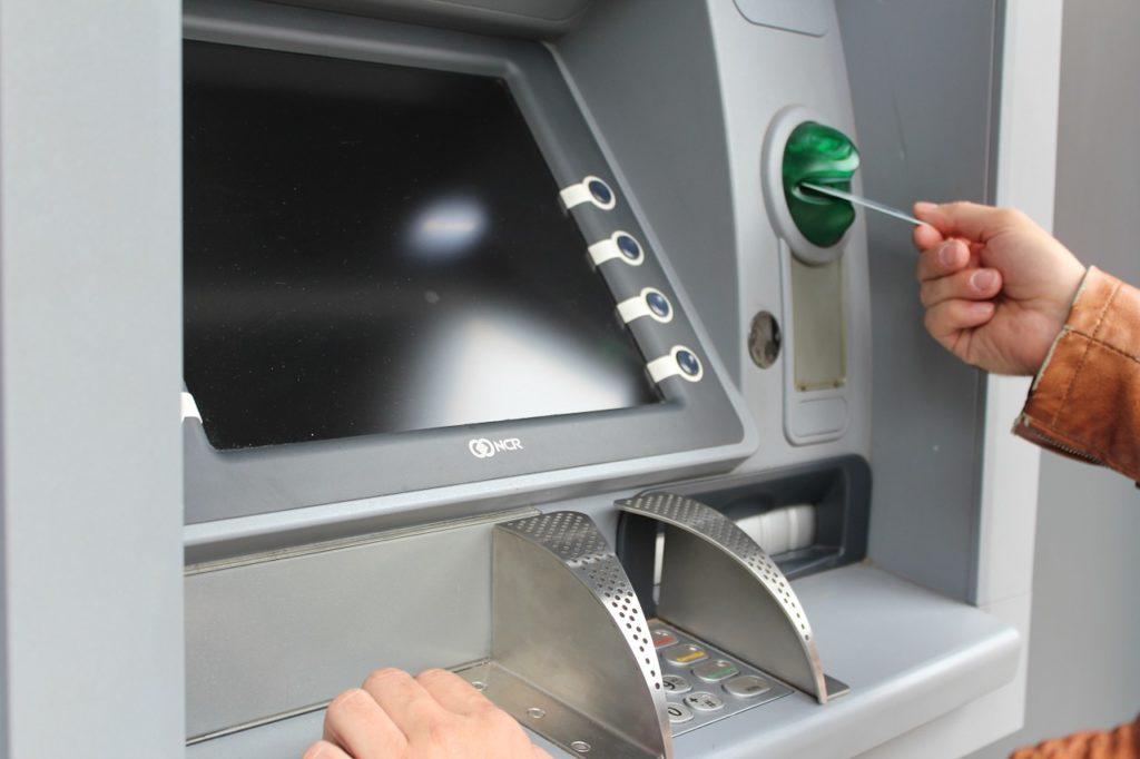 Symbolbild: Geldautomat