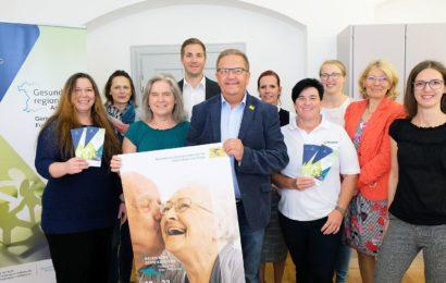Gemeinsam  für ein besseres Leben mit Demenz