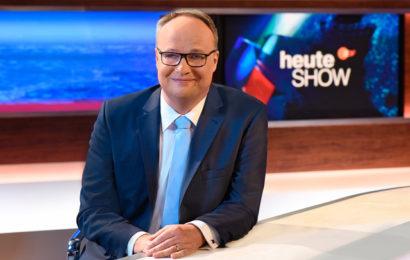 """ZDF-""""heute-show"""" beim Deutschen Comedypreis 2020 ausgezeichnet"""