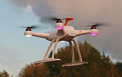 Symbolbild: Drohne