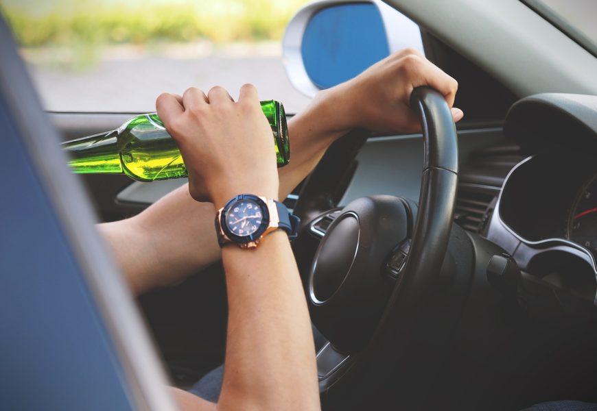 In Teublitz betrunken mit dem PKW unterwegs