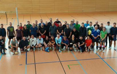 Volleyballturnier der Sicherheitsbehörden
