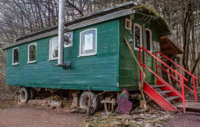 Vandalismus im Waldkindergarten Eschenbach