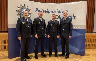 Amtswechsel bei der Polizeiinspektion Roding