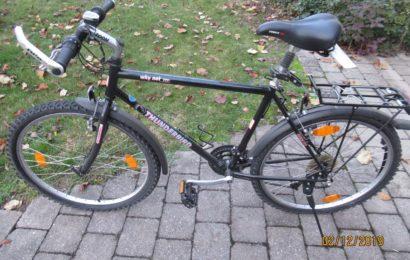 Zwei Fahrradeigentümer gesucht