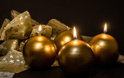 Advent Advent, ein Lichtlein brennt…