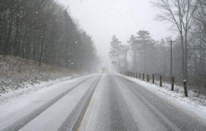Winterliche Straßenverhältnisse in der Oberpfalz sorgen für erhöhtes Unfallaufkommen
