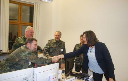 Katastrophenschutzübung im Landkreis Amberg-Sulzbach