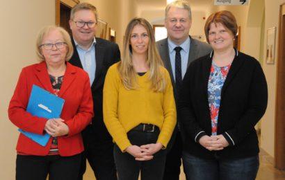 SkF bietet Hilfe mit finanzieller Unterstützung der Stadt, des Landkreises und des Freistaats  Bayern
