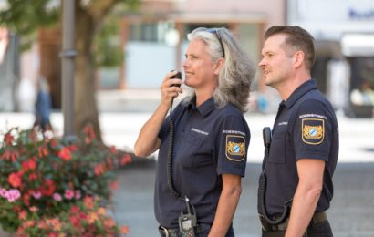 Sicherheitswacht in der Oberpfalz wächst weiter