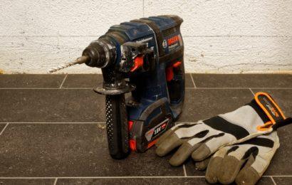 Diebstahl von Werkzeugen
