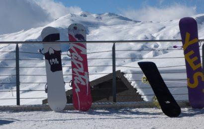 Snowboards aus Kellerabteil entwendet
