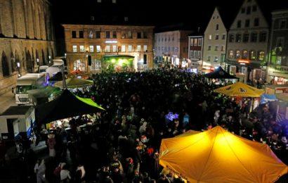 Amberger Hexennacht am 20.02.2020