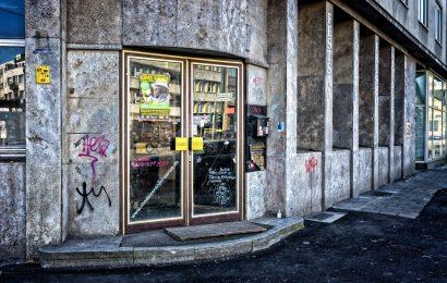 Sachbeschädigung an Schreibwarengeschäft in Lappersdorf