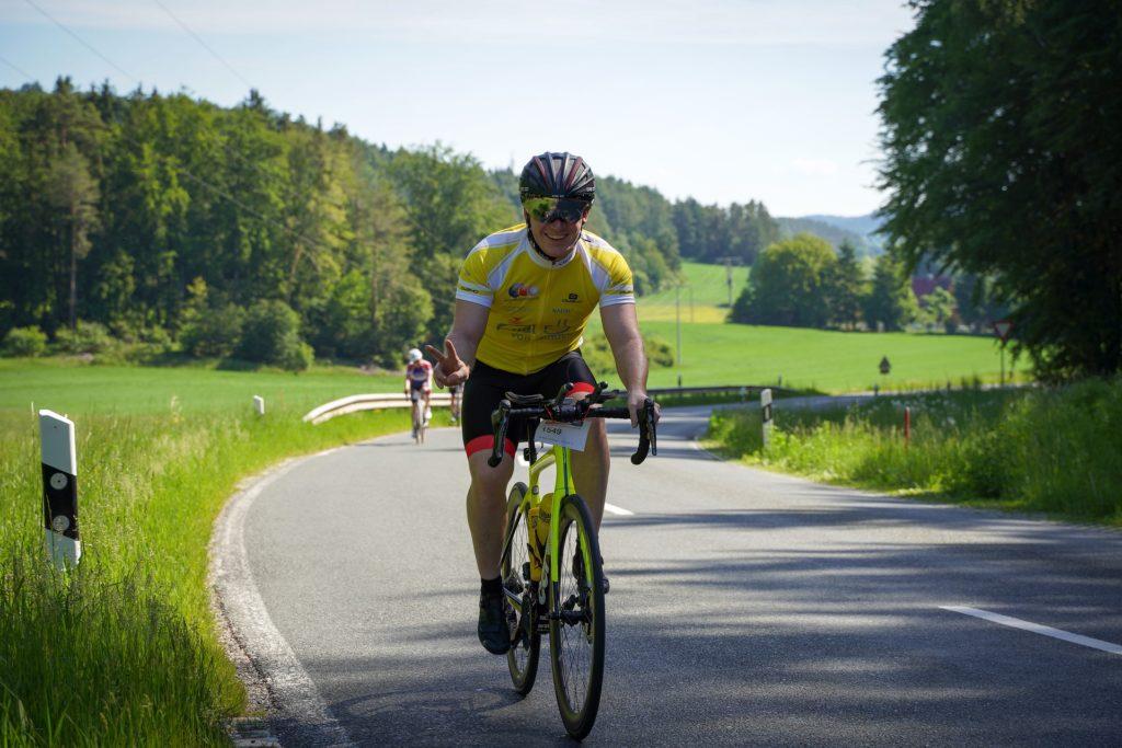 Symbolbild: Fahrradfahrer
