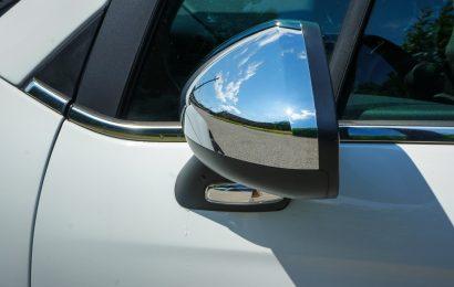 Mehrere Außenspiegelgläser von Fahrzeugen entwendet
