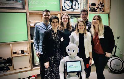 Digital Future Challenge: 2. Platz für Studierendenteam der OTH Amberg-Weiden