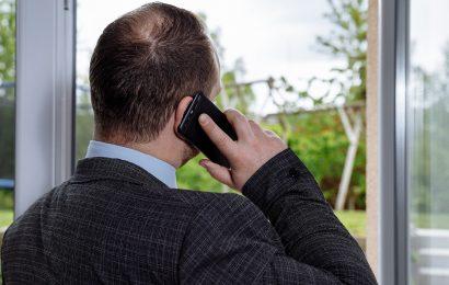 Unerwünschte Telefonanrufe in Steinberg