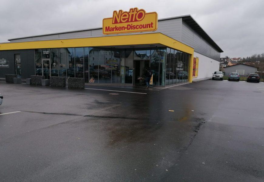 Trickdiebstahl in der Netto-Filiale in Kemnath