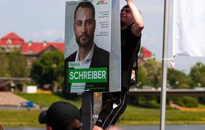 Wahlplakate in Eschlkam beschmiert – Zeugenaufruf