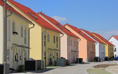 Fehde zwischen Hausbewohnern in Schwandorf