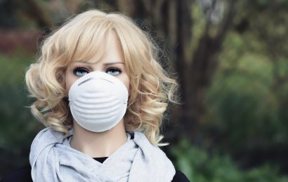 Kunde in Amberg will partout keinen Mund-Nase-Schutz tragen