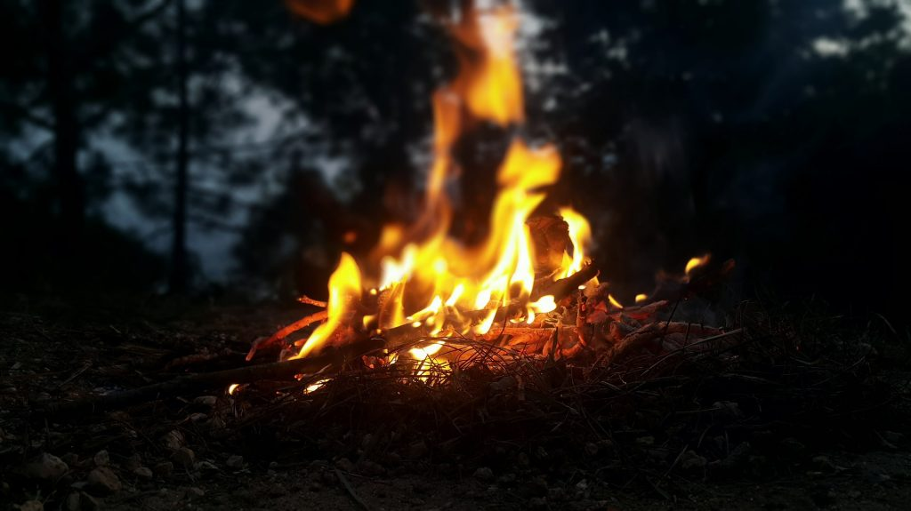 Symbolbild: Lagerfeuer