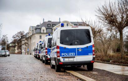 Größerer Polizeieinsatz in Neumarkt am unteren Markt