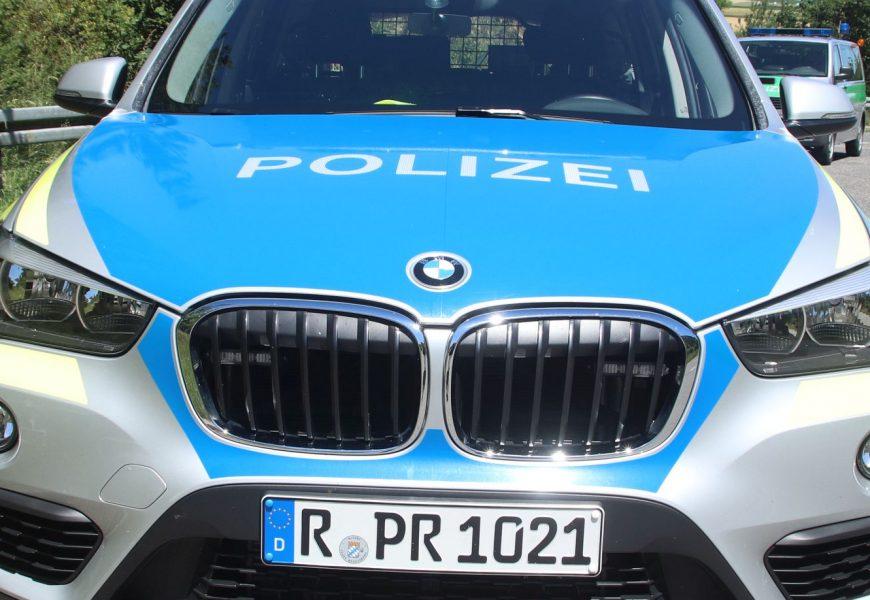 Größerer Polizeieinsatz in Regensburg