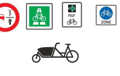 Neue Regeln zum Schutz für Radfahrer