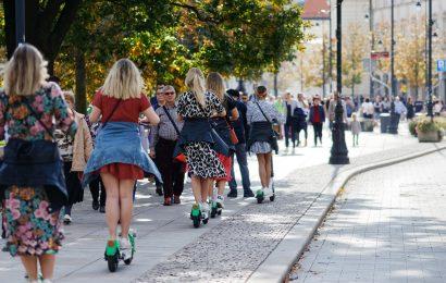 """Häufung von Vorfällen mit sogenannten """"E-Scootern"""" in Regensburg"""