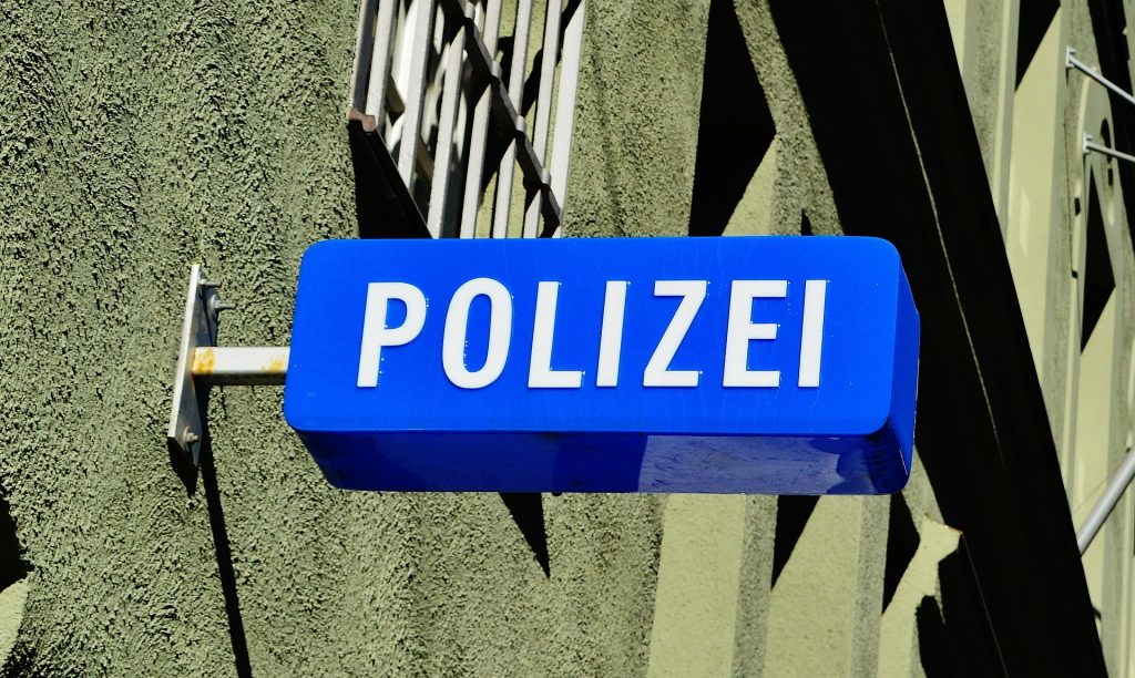 Symbolbild Polizeiwache