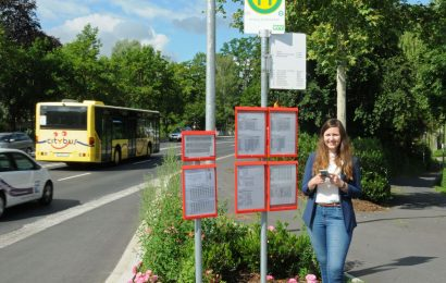 Die Mobilität im Landkreis Amberg-Sulzbach soll nachhaltiger werden