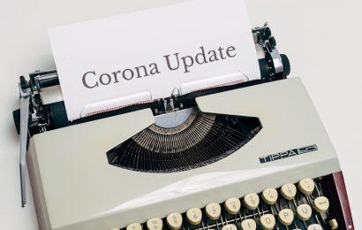 Symbolbild: Corona-Update