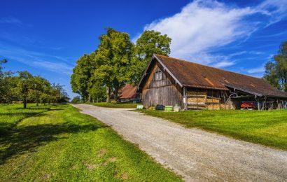 Diebstahl landwirtschaftlicher Maschinen bei Tiefenbach