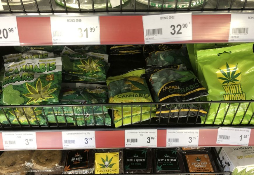 Frei erhältliche, tschechische Cannabisprodukte führen zu Strafanzeigen bei der Oberpfälzer Polizei