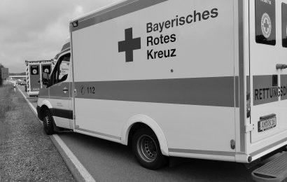 Verkehrsunfall auf der BAB A6 bei Wernberg-Köblitz – Eine Person verstorben