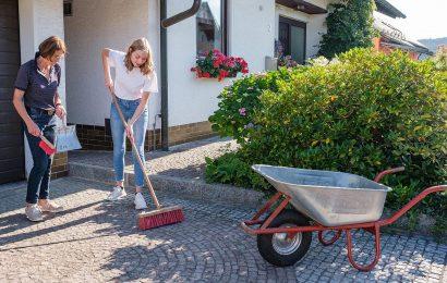 Hilfe im Herbst für ein kleines Taschengeld in Amberg und im Landkreis
