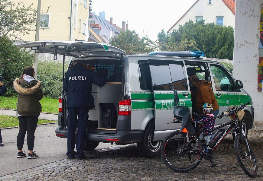 Berichte der Schwandorfer Polizei