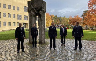 Amtswechsel bei der Autobahnpolizeistation Schwandorf: Der neue Stationsleiter heißt Christian Scharl