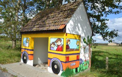 Symbolbild: Bushaltestelle Quelle: Flickr.com/Thomas Kohler