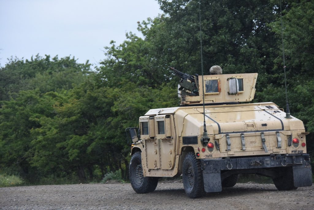 Symbolbild: Humvee / US Army