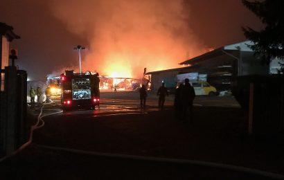Brand in Amberg führt zu Millionenschaden – 2. Nachtrag