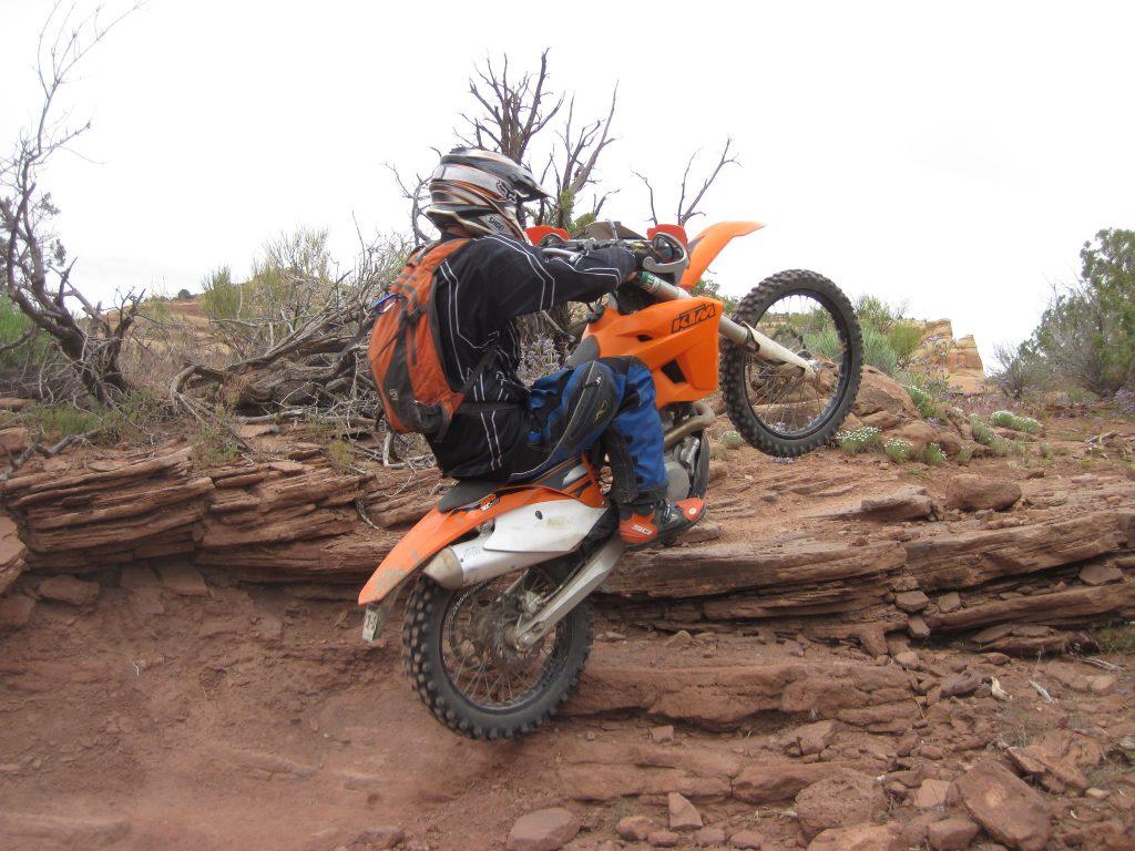 Symbolbild: KTM MotoCross Quelle: Flickr.com/Robert Tadlock