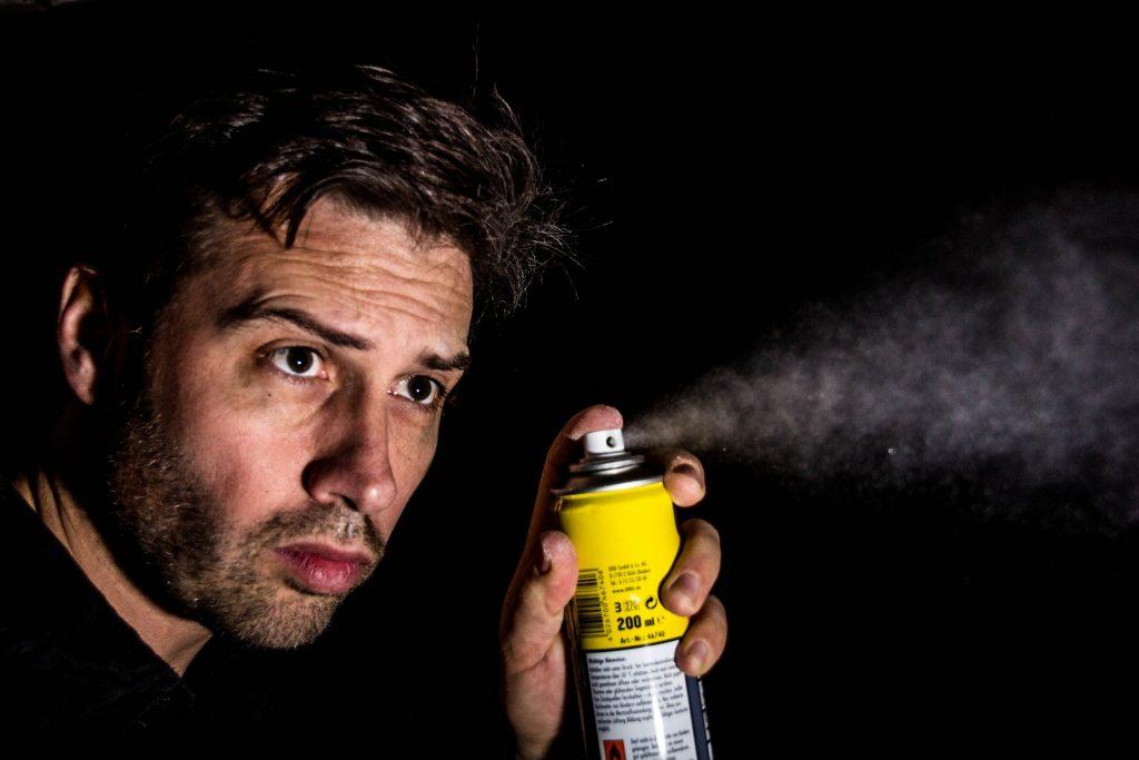 Symbolbild: Spray